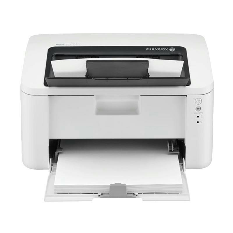 Printer Fuji Xerox Docuprint P115w Harga Printer Murah
